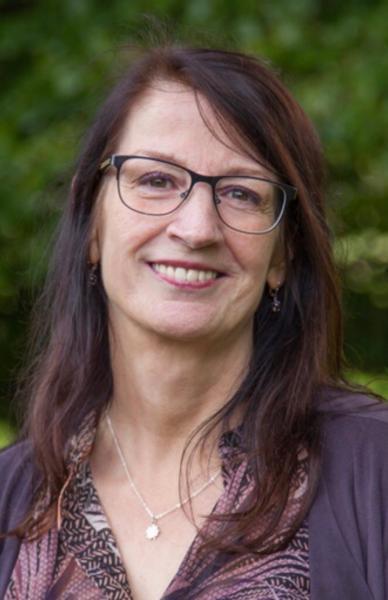 Foto van drs. Jolanda van Hulst
